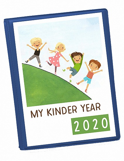 My Kinder Year 2020 Albums